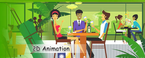 2D Animaion Services