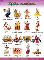Indian Dance  Posters