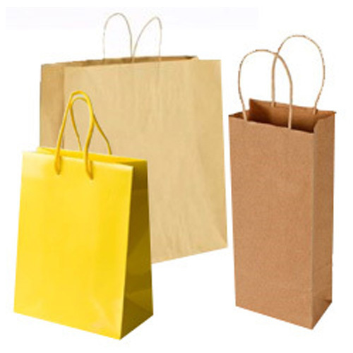 626a65f783 Paper Shopping Bags in Indore