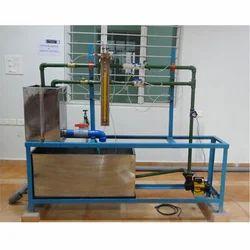 Measurement Of Flow By Rota Meter / Orifice / Ventury Meter Training