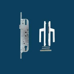 UPVC Casement Door Assembly