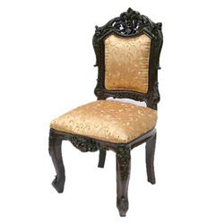 Designer Carved Chair