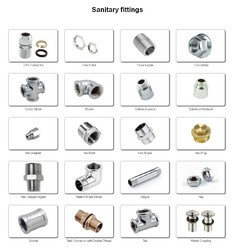 Sanitary Fittings Brass