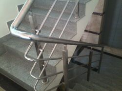 Staircases Handrail Basic Model