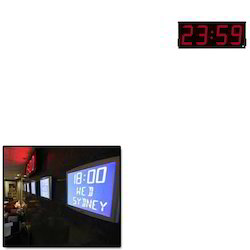 Digital Clocks for Office
