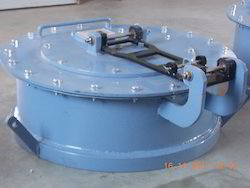 Chemical Storage Tank Hatch Covers