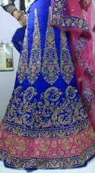 Hand Embroidered Lehnga Choli