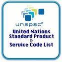 Unspsc Codes Service