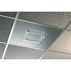 Led office ceiling light indoor lights lighting accessories led office ceiling light mozeypictures Gallery