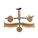 Studded Temple Jewellery