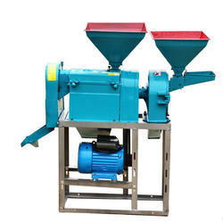 Combined Unit of Rice Mill and Grinder