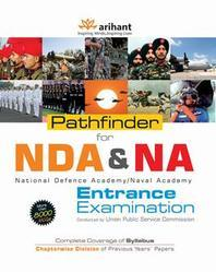 NDA And NA Entrance Examination Book