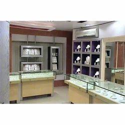 Jewellery Shop Interior Designing In Okhla New Delhi Corporate