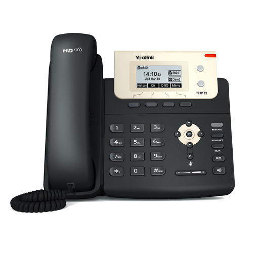 Black Yealink SIP Phone, Magtronic Devices Private Limited
