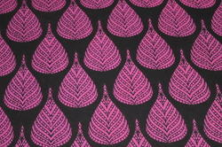 Screen Print Cotton Dress Material