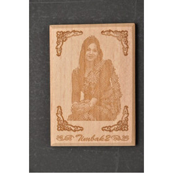 Wooden Engraved