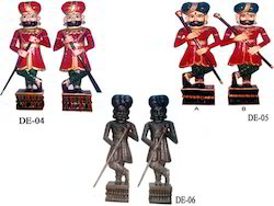 Vaah Wooden Guards
