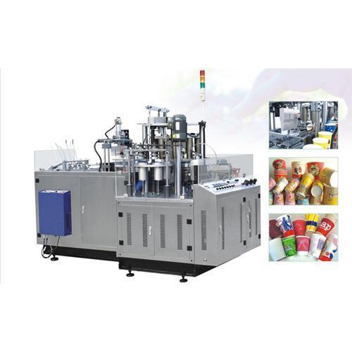 EPS Cup Making Machine - Thermocol Cup Making Machine Latest