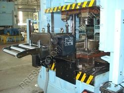 NC Servo Roll Feeder For Deep Draw Parts Manufacturing