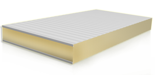 Sandwich Panel Puf Panel Cladding Manufacturer From
