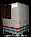 GRP Toll Booth Cabin