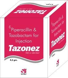 Tazobactam for Injection 4.5 gm