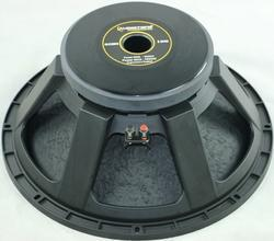Black Audiotone Professional Speakers, 40 mm