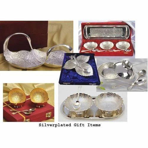 Silver Gifts Set At Rs 160 Per Set Kandivali West Mumbai Id