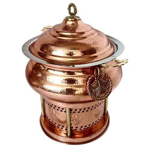 Miraculous Copper Chafing Dishes Part 1 Copper Chafing Dish Set With Download Free Architecture Designs Saprecsunscenecom