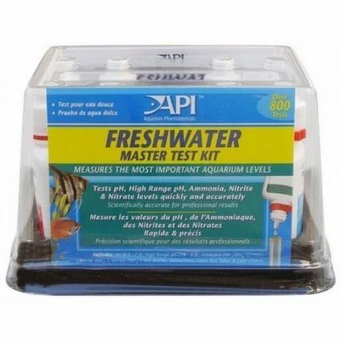 Api Master Test Kit Freshwater Water