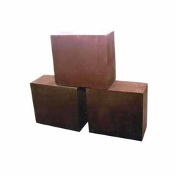 STD SIZE 9X4.5X3 AND ALSO IN KEY BRICKS SHAPE Chrome Magnesite Brick, Size (Inches): 9 In. X 4 In. X 3 In.