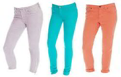 Ladies Jeans - Ladies Colored Jeans Manufacturer from Sonipat