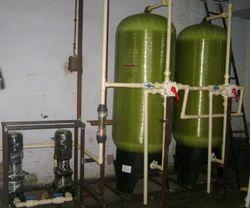 Semi-Automatic 4000 L Water Purification Plant, 2 KW