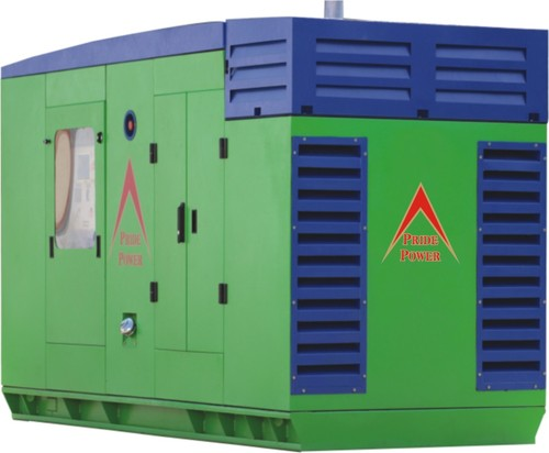 Diesel Generator for Commercial Use - Medium Range Genset