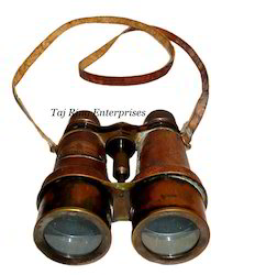 Antique Binocular with Stand