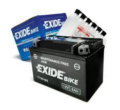Motorcycle Battery (Exide)