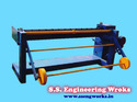 Mesh Take up Machine