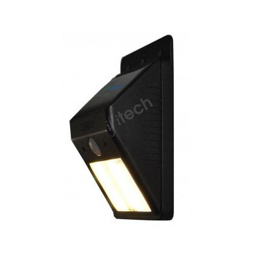 Enthusiastic Solar Light Outdoor Wall Lamp Lighting Ip55 Waterproof Light Sensor Solar Panel Powered Light For Garden Step Corridor Led Lamps