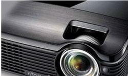 LCD, DLP, 3D Projector on Rent