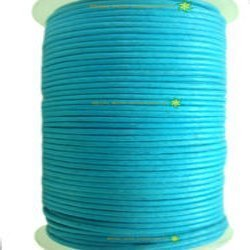 Turquoise Cotton Cord