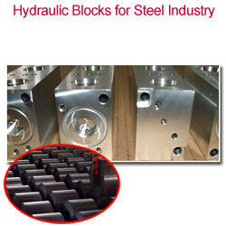 Hydraulic Blocks for Steel industry