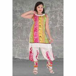 Printed Girls Suits