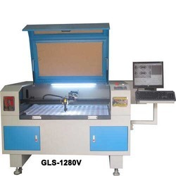 Video Camera Laser Cutting Machine