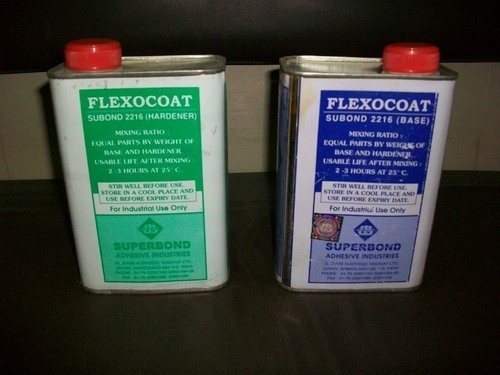 Flexocoat Base and Hardener
