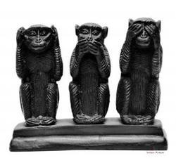 3 Wise Monkey Set