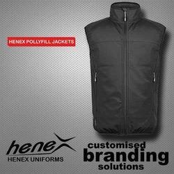 Henex Medium and Large Corporate Winter Jacket
