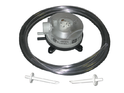 Greystone Differential Pressure Switch Gfs, Contact System Type: Spdt, Ip Rating: Ip54