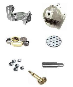 Farmtrac And Ford Tractors Hydraulic Pump assembly