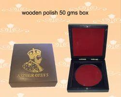Wooden Polish Box