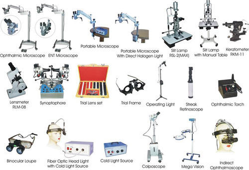Ophthalmic Instruments, Opthalmic & Ent Apparatus | Ambala